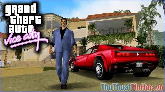 Lệnh, mã game GTA Vice City, game Cướp đường phố đầy đủ và chuẩn nhất
