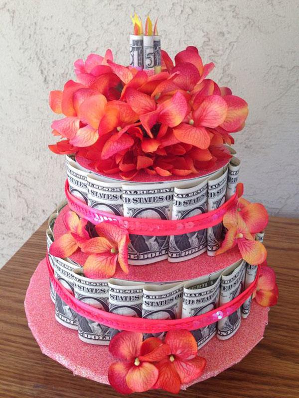 Hình ảnh sinh nhật tiền