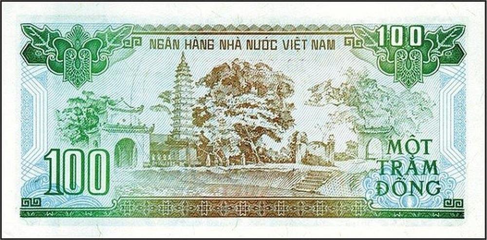 Hình ảnh tiền 100 đồng đẹp