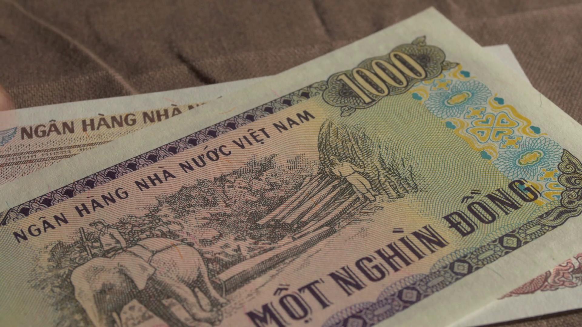 Hình ảnh tiền 1000 đồng