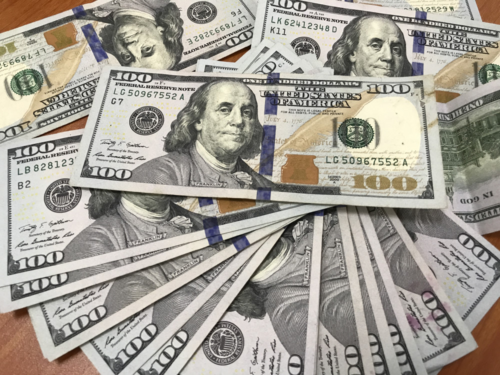 Hình ảnh tiền đô la