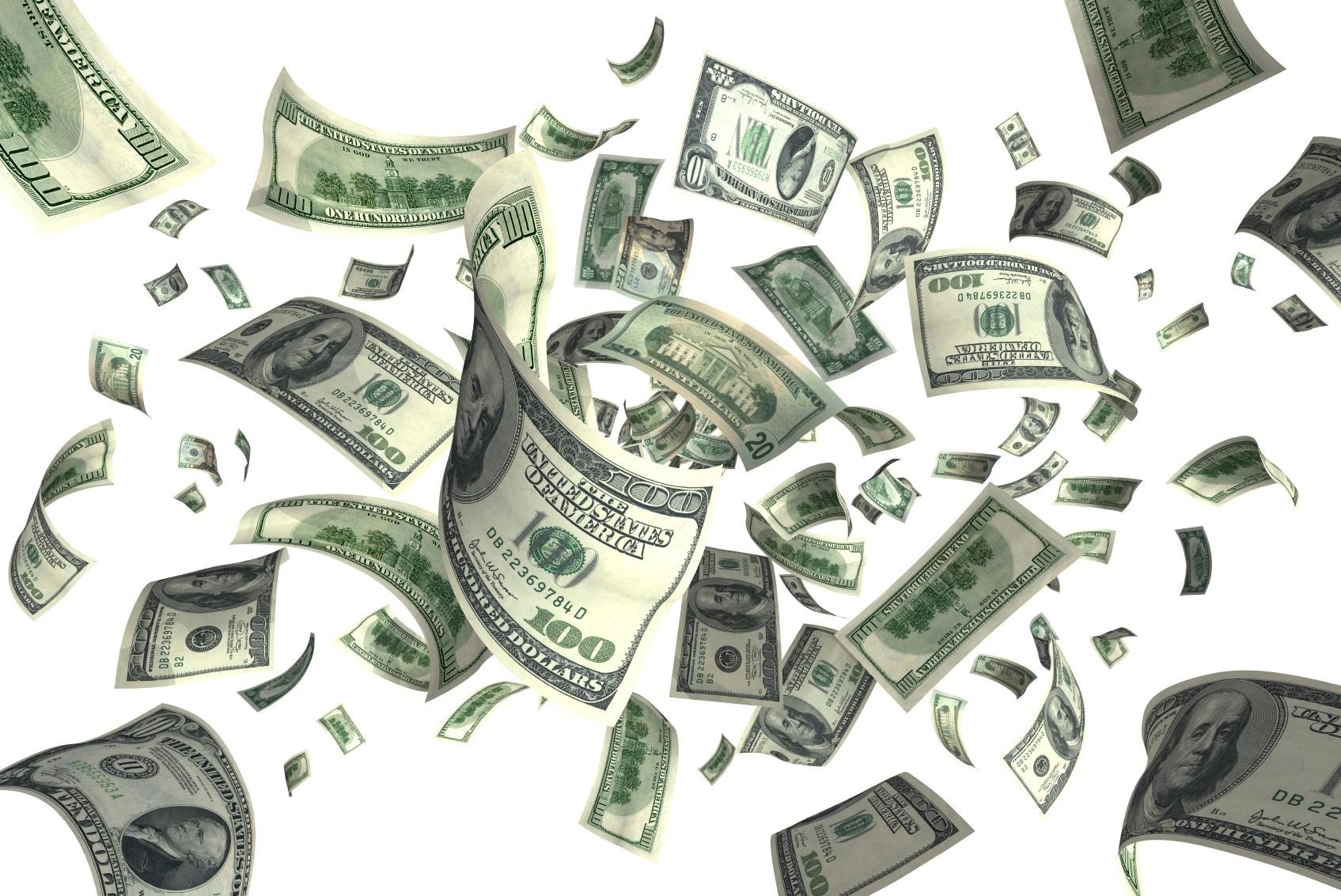 Hình ảnh tiền usd