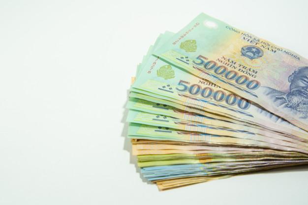 Hình ảnh tiền Việt Nam đẹp