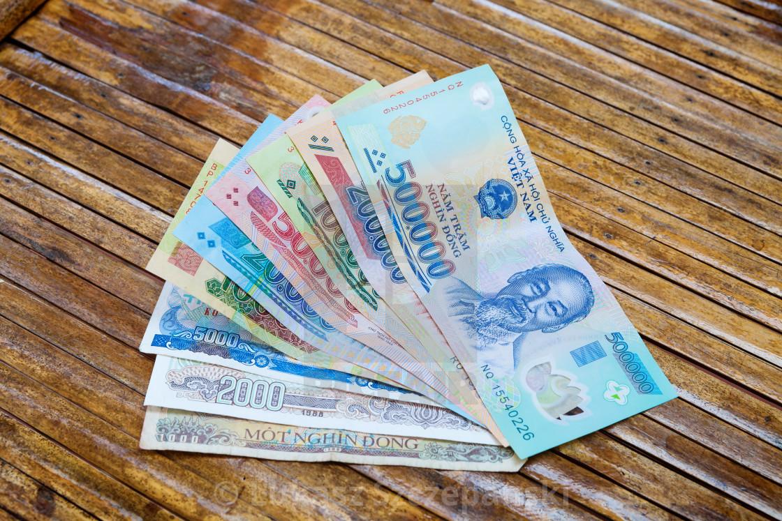 Hình tiền Việt Nam đẹp nhất