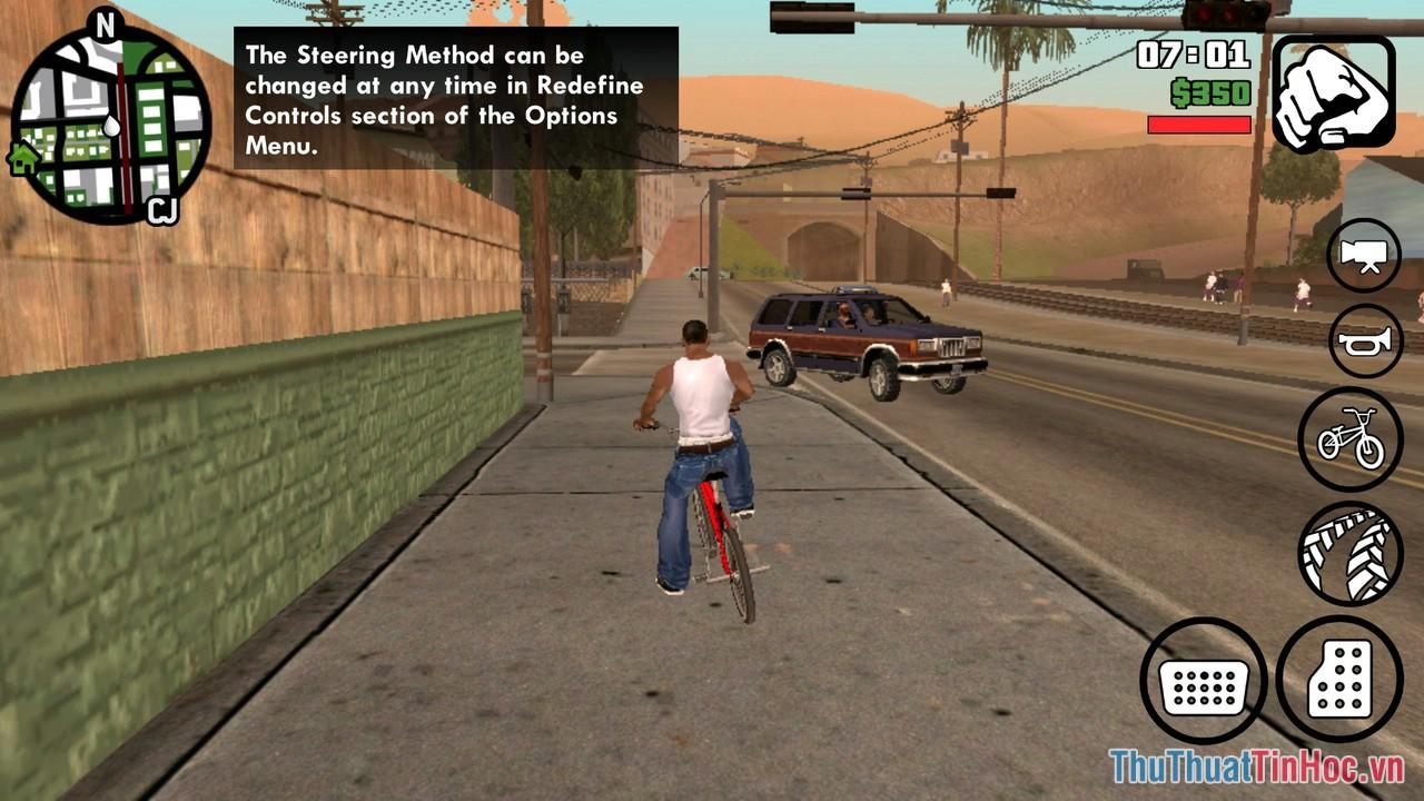 GTA: San Andreas