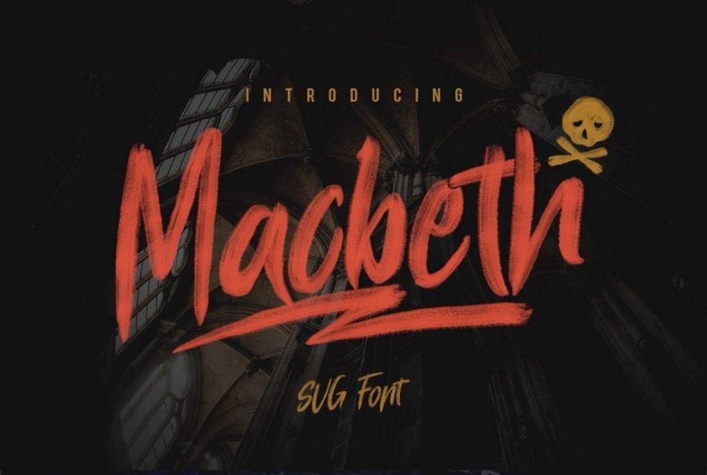Macbeth-Free-SVG-Font-1024x689