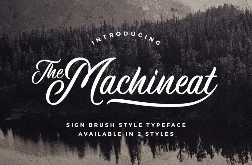Machineat-Script-Font-1024x674