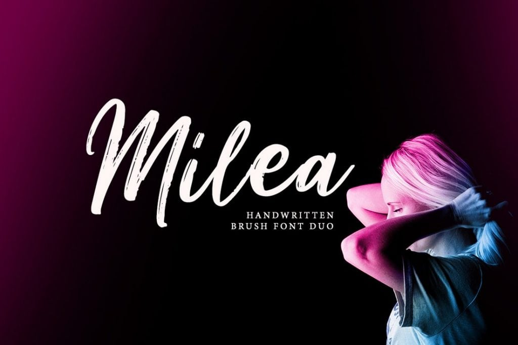 Milea-Handwritten-Brush-Font-1024x681
