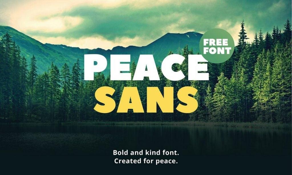 Peace-Sans-Bold-Font-1024x615