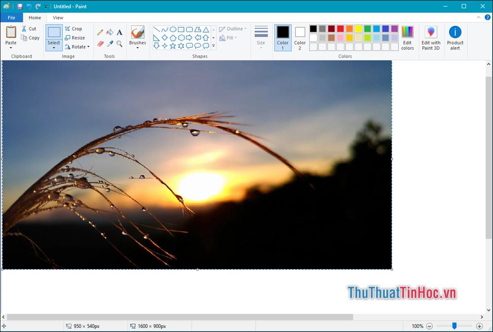 Phần mềm Paint