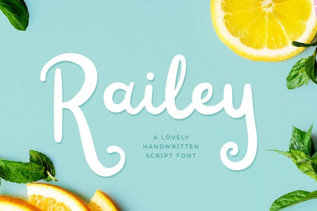 Railey-Free-Handwritten-Font-1024x682