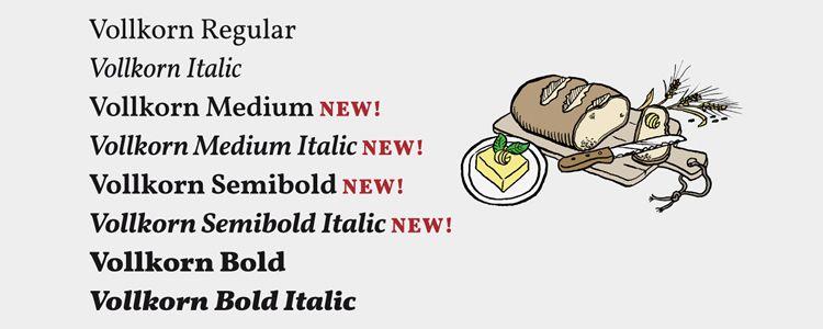 vollkorn-free-font-serif
