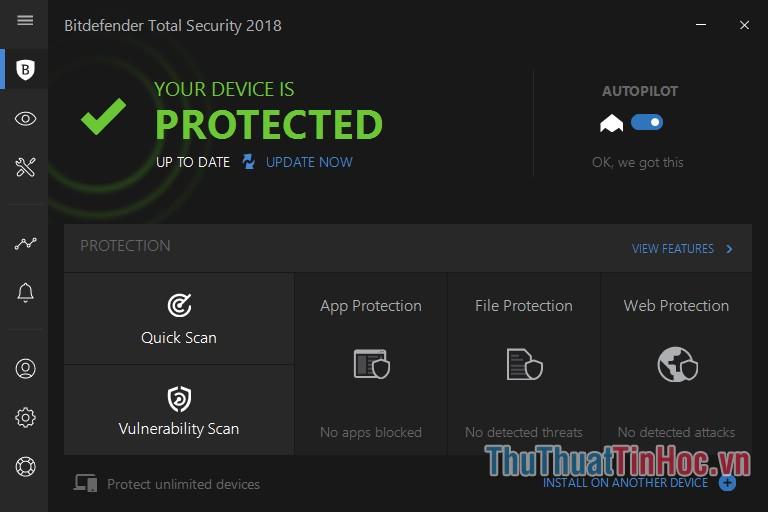 Phần mềmBitdefender Antivirus