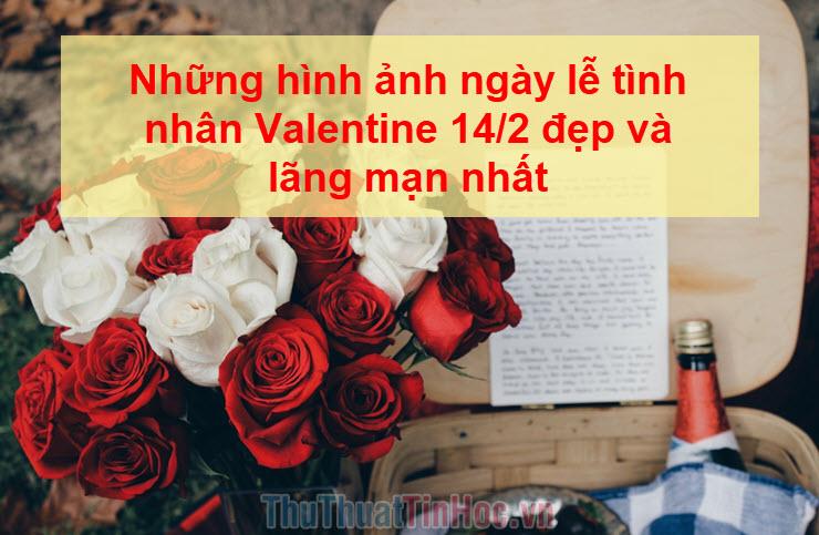 Những hình ảnh ngày lễ tình nhân Valentine 14/2 đẹp và lãng mạn nhất