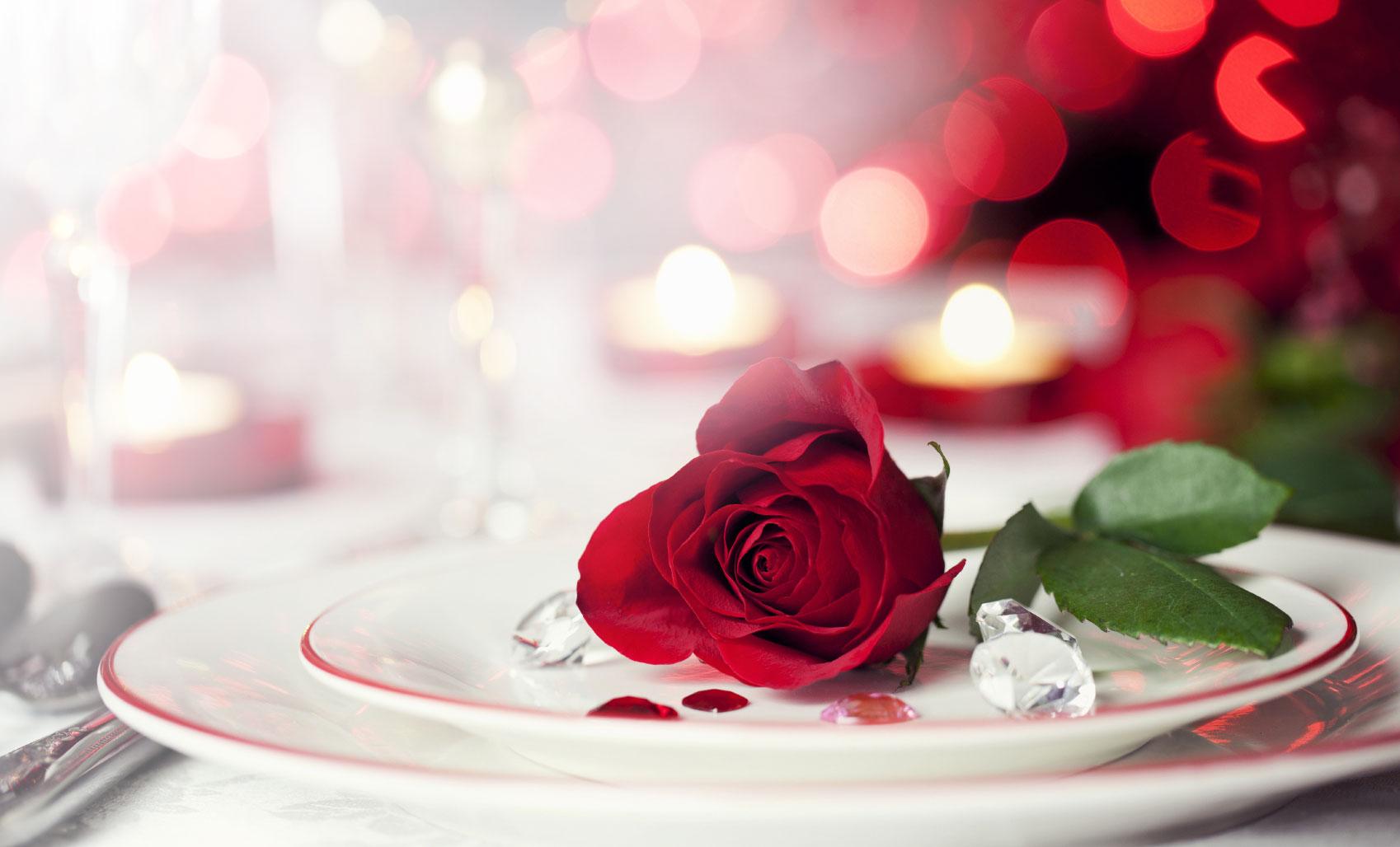 Bữa ăn ngày Valentine