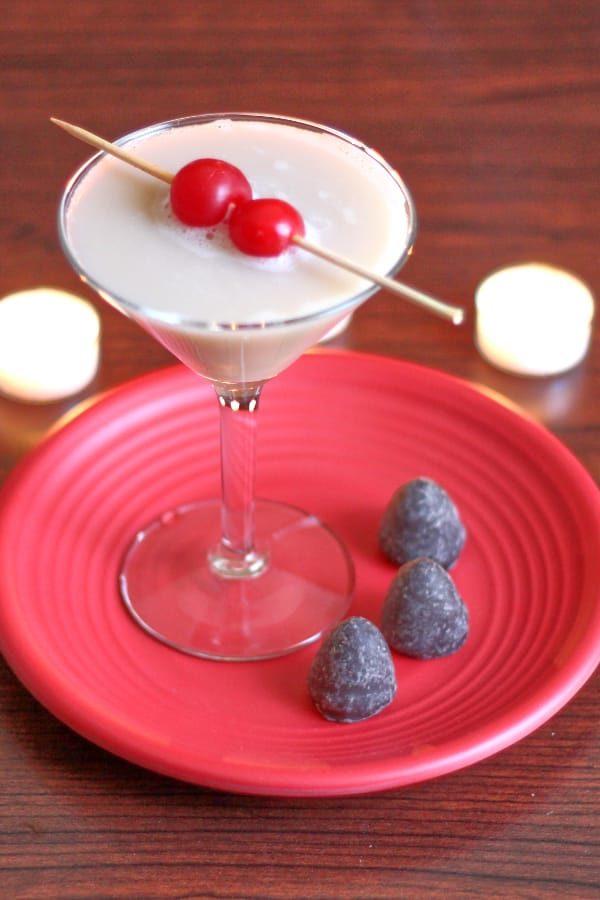 Hình ảnh bữa ăn thân mật Valentine