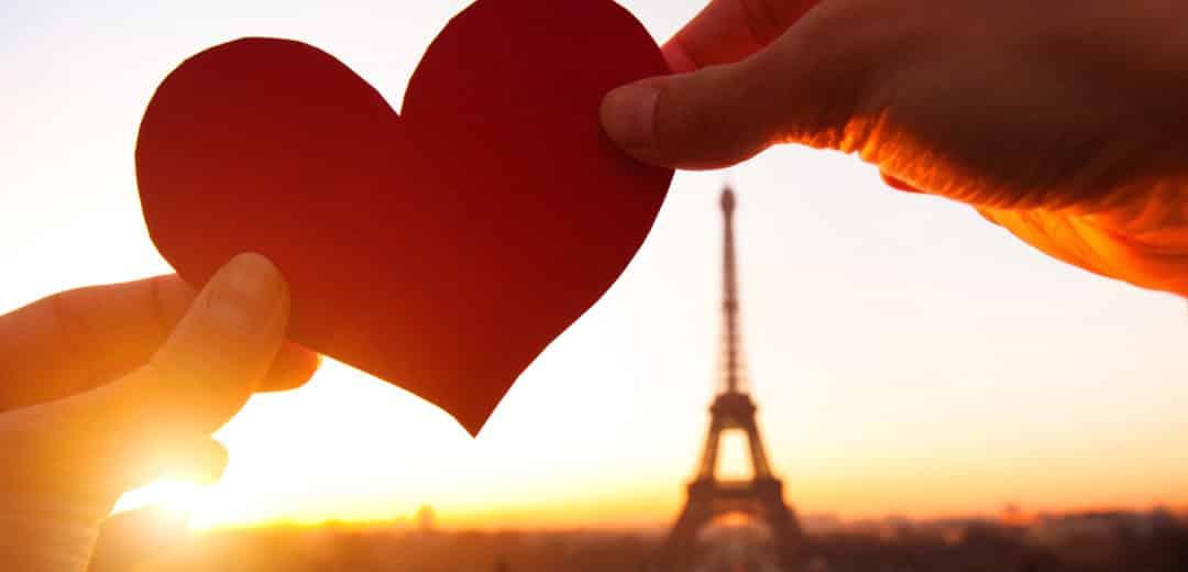Hình ảnh cặp đôi tình cảm Valentine