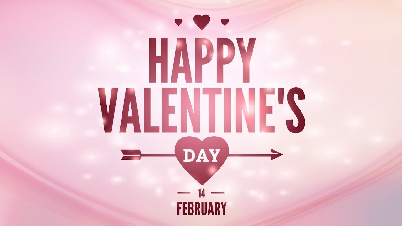 Hình ảnh chúc mừng lễ Valentine