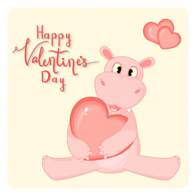 Hình ảnh hoạt hình Valentine
