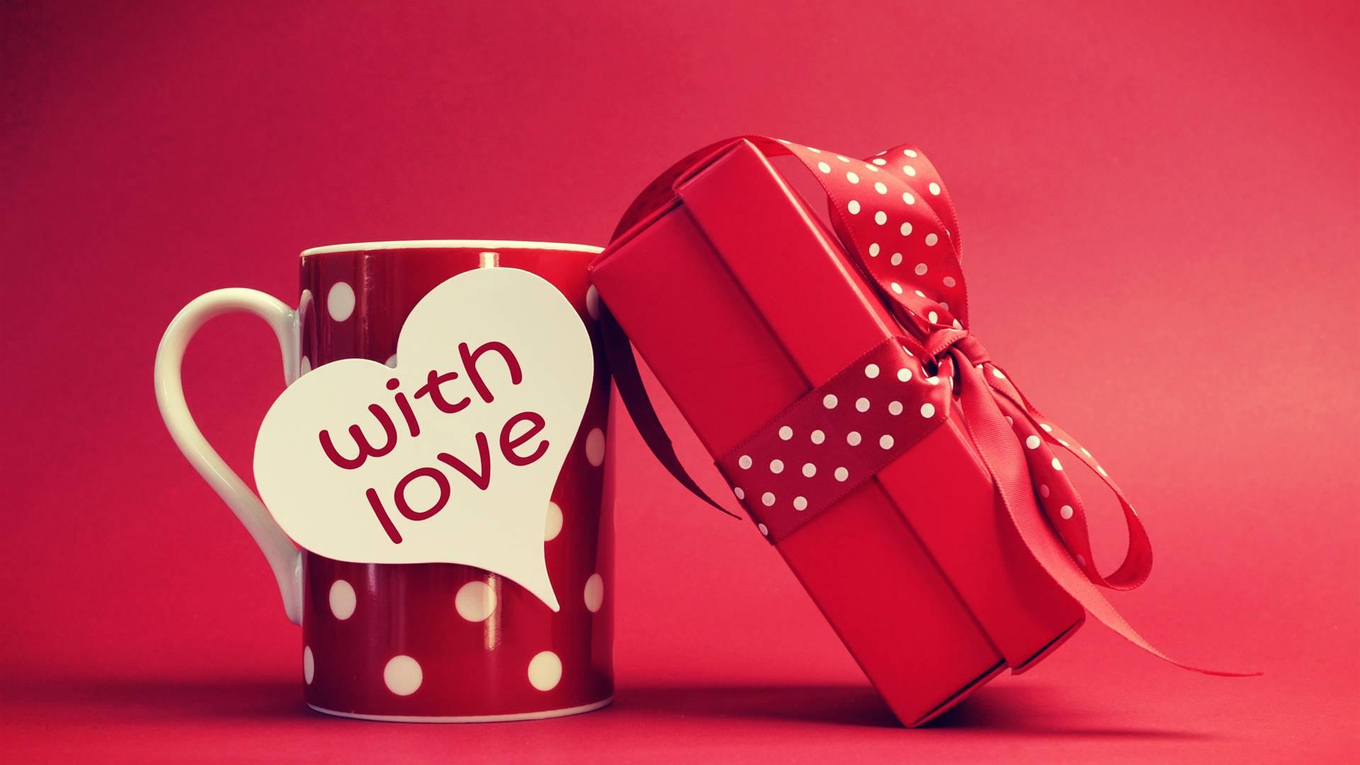 Hình ảnh hộp quà ngày Valentine