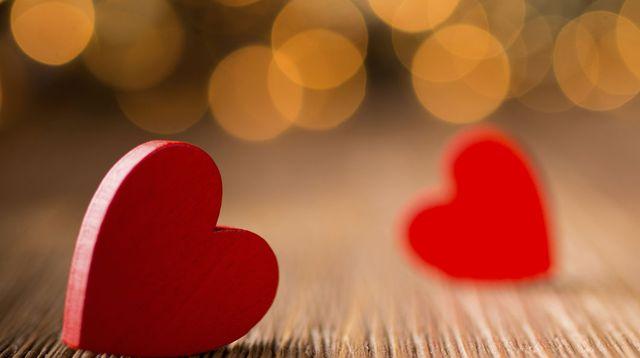 Hình ảnh trái tim Valentine đẹp
