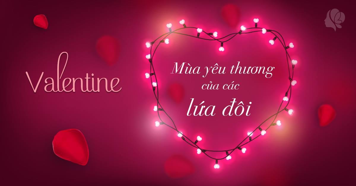 Hình ảnh Valentine ngọt ngào, đẹp