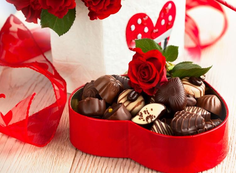 Hình ảnh Valentine ngọt ngào