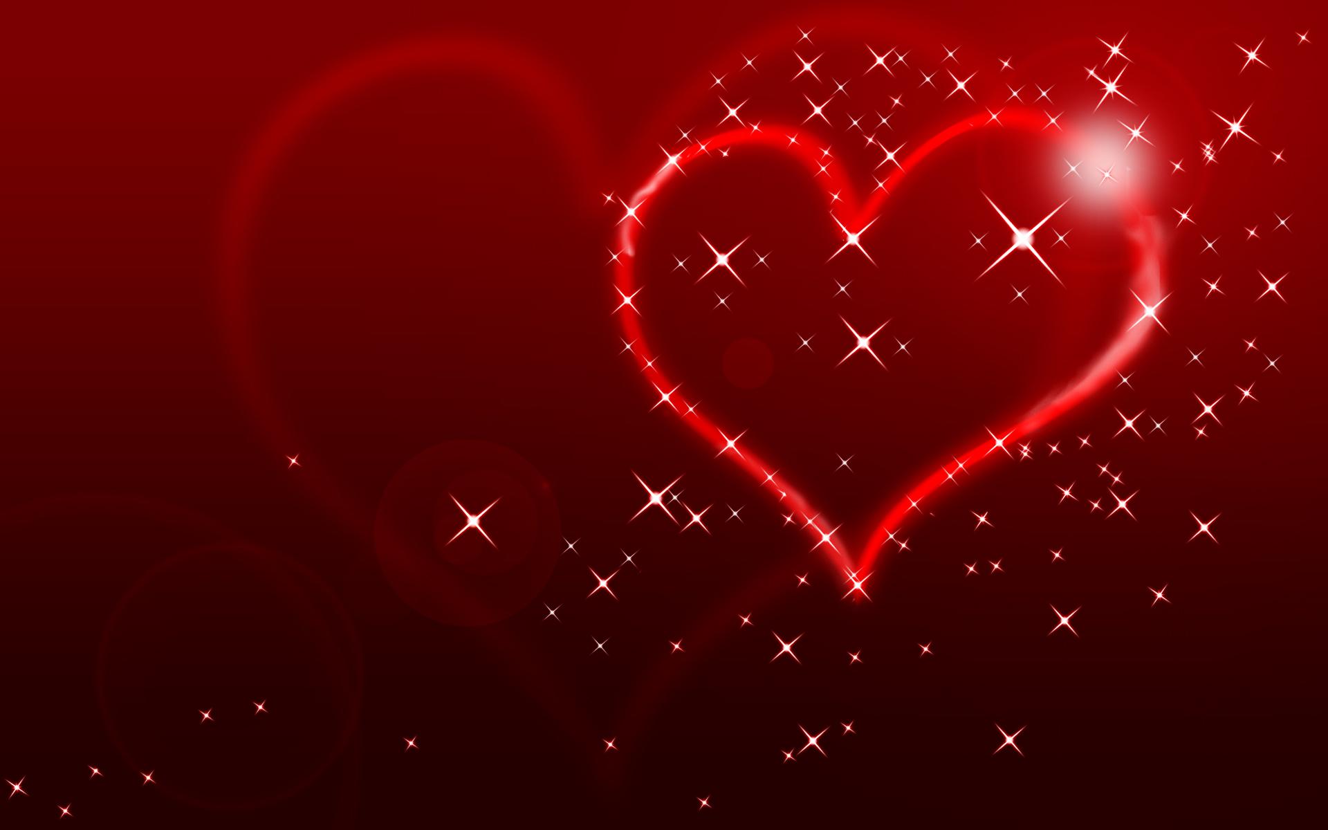 Hình trái tim ngày Valentine đẹp