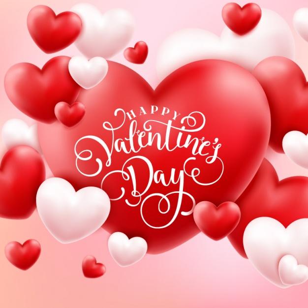 Trái tim gửi tặng bạn đời Valentine