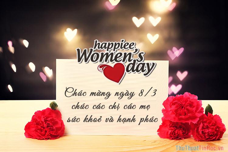 Lời chúc ngày Quốc tế phụ nữ dành cho mẹ