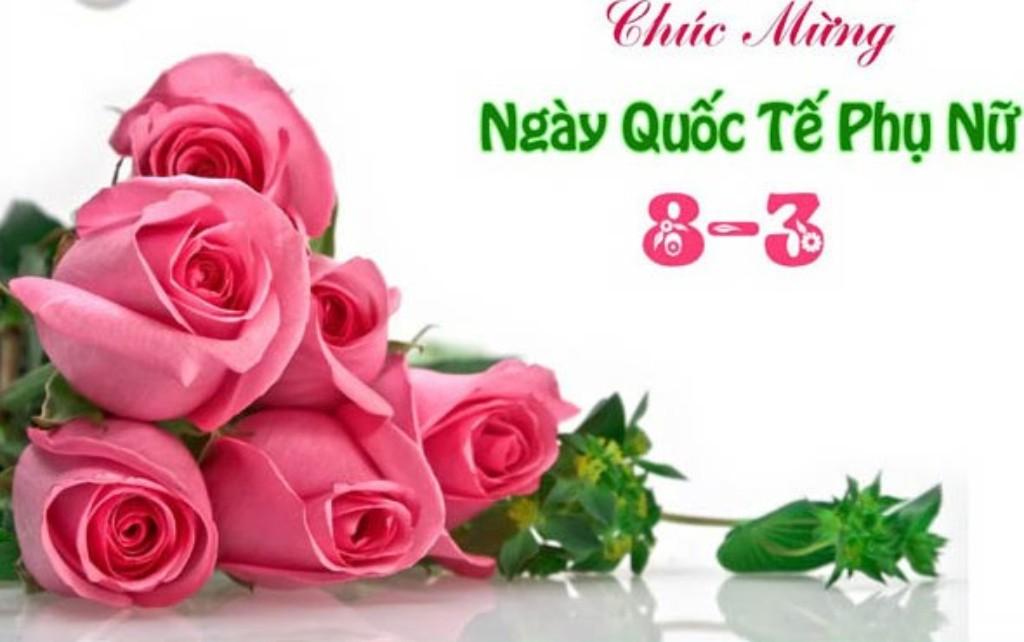 Ảnh hoa đẹp cho ngày 8-3