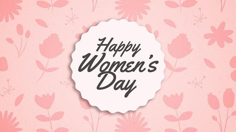 Hình ảnh đẹp về ngày 8-3 cho phụ nữ