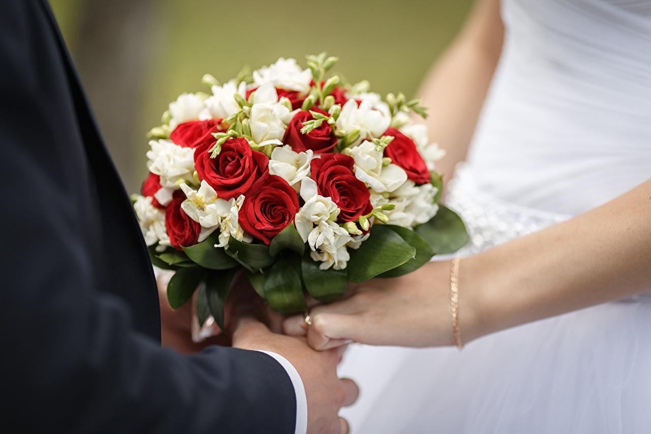 Ảnh mẫu hoa cưới đẹp nhất