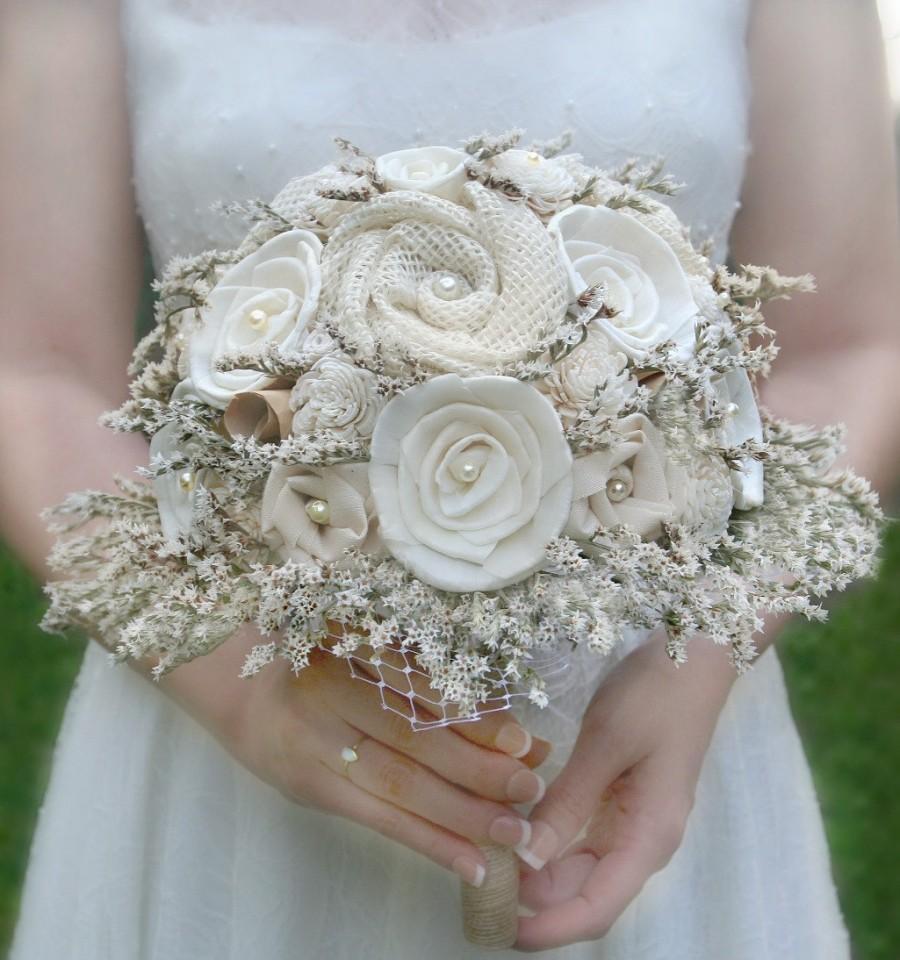 Bó hoa cưới cầm tay đẹp