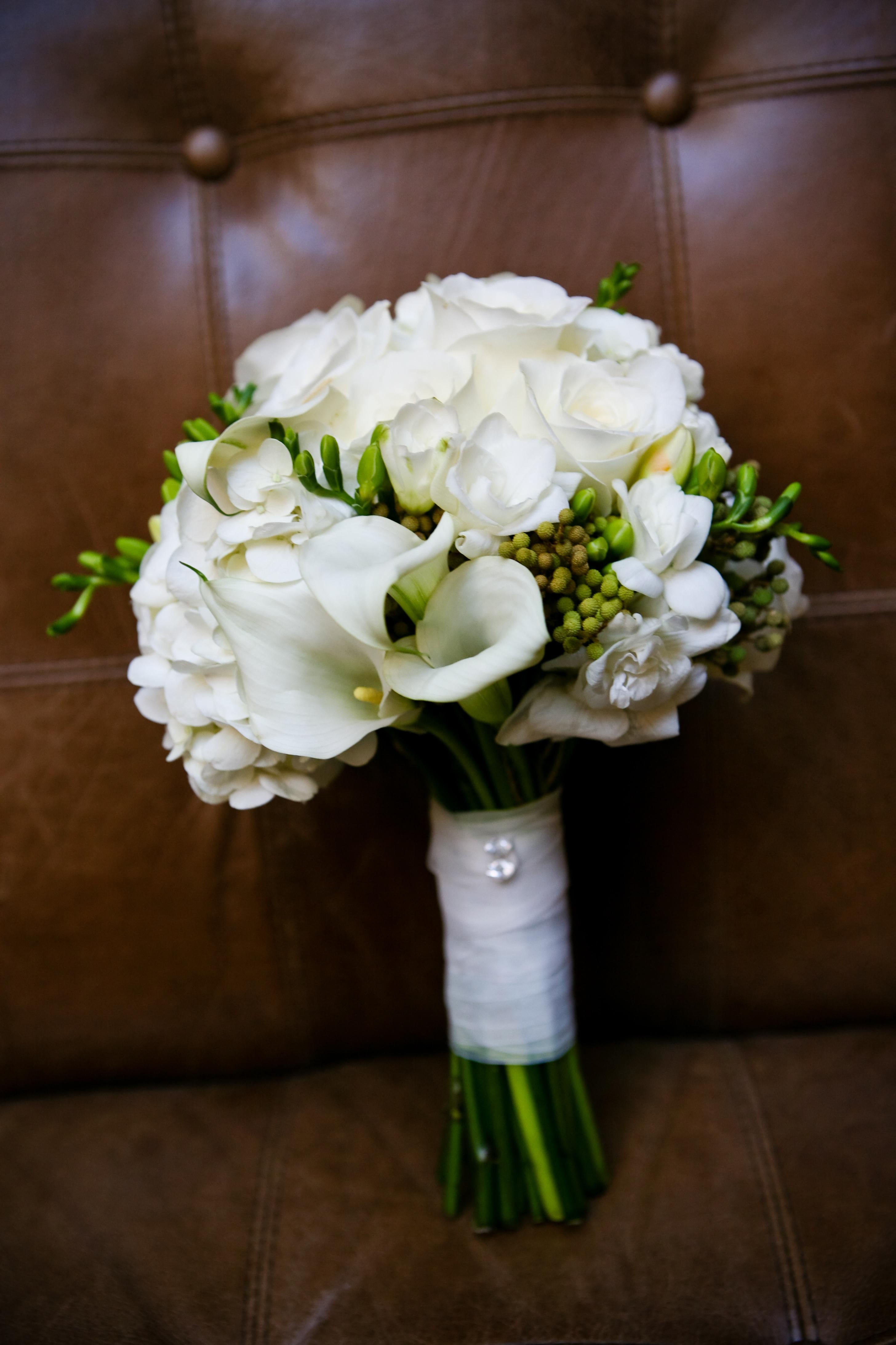 Bó hoa đẹp ngày cưới