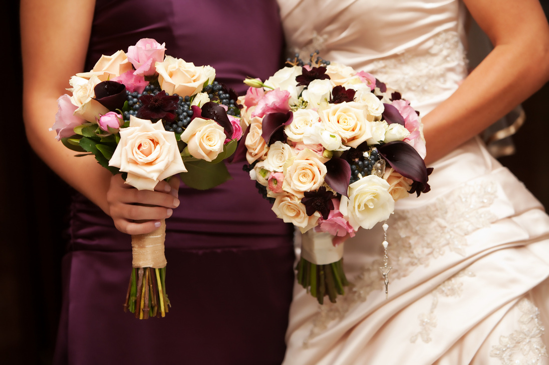 Các mẫu hoa cưới cầm tay