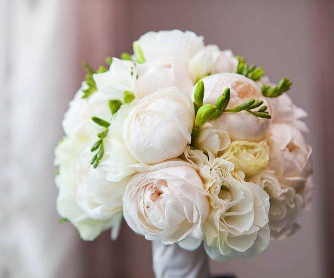 Hoa cưới đẹp cầm tay
