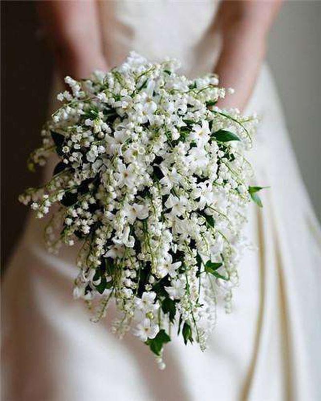 Mẫu hoa cầm tay cô dâu đẹp nhất