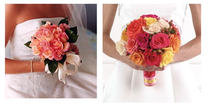 Mẫu hoa cưới cầm tay đẹp nhất