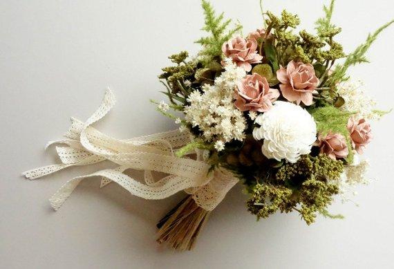 Mẫu hoa cưới cực đẹp cho cô dâu