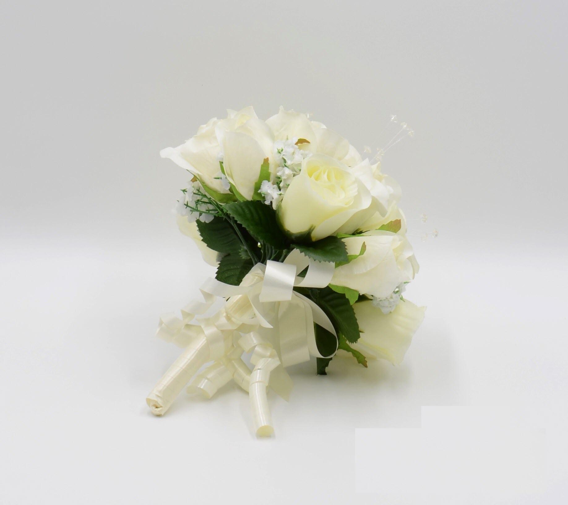 Mẫu hoa cưới đẹp cầm tay