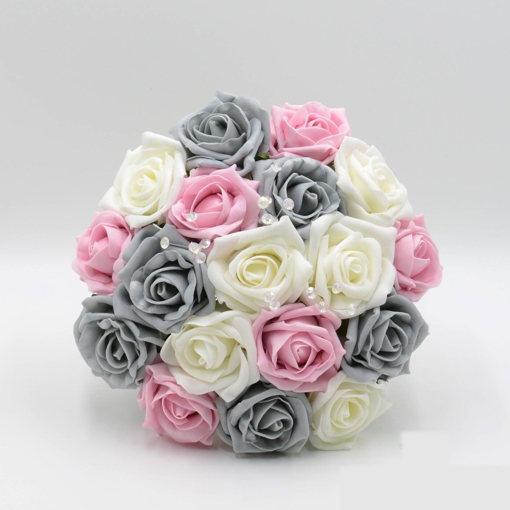 Mẫu hoa cưới đẹp nhất cho cô dâu