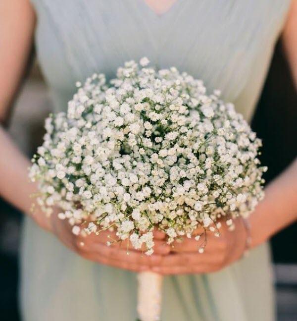 Mẫu hoa cưới đơn giản mà đẹp