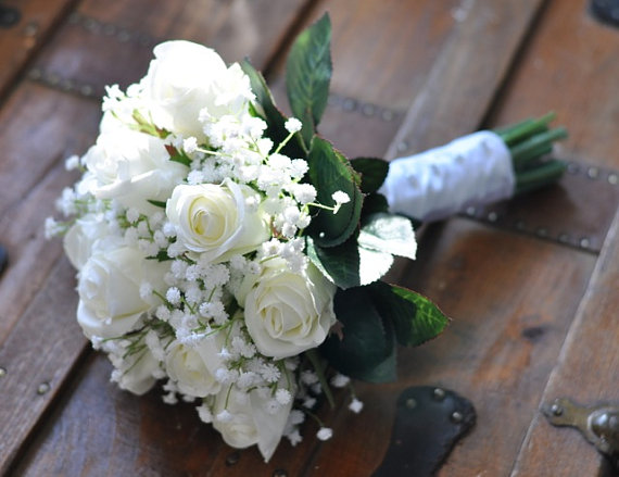 Mẫu hoa cưới đơn giản, xinh đẹp