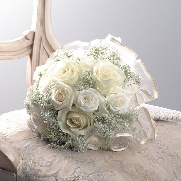 Mẫu hoa cưới tuyệt đẹp cho cô dâu cầm tay