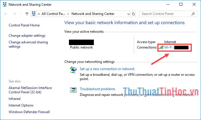 Cách đặt IP tĩnh và thay đổi DNS trên Windows 10