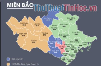 Danh sách mã vùng điện thoại Việt Nam