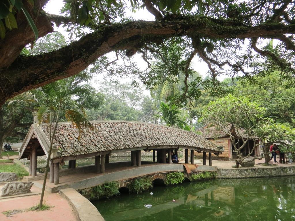 Hình ảnh chùa Thầy Hà Nội đẹp