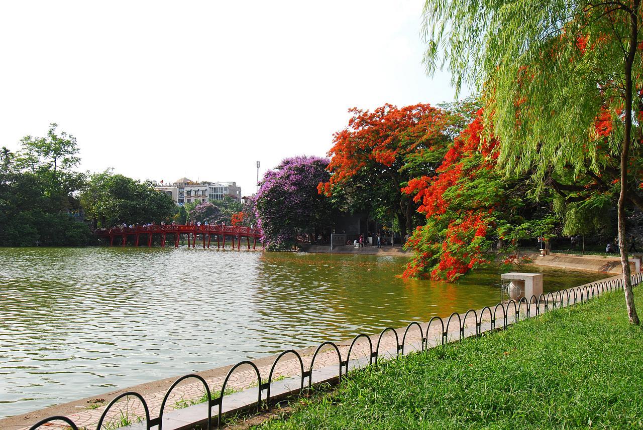 Hình ảnh đẹp nhất của Hà Nội