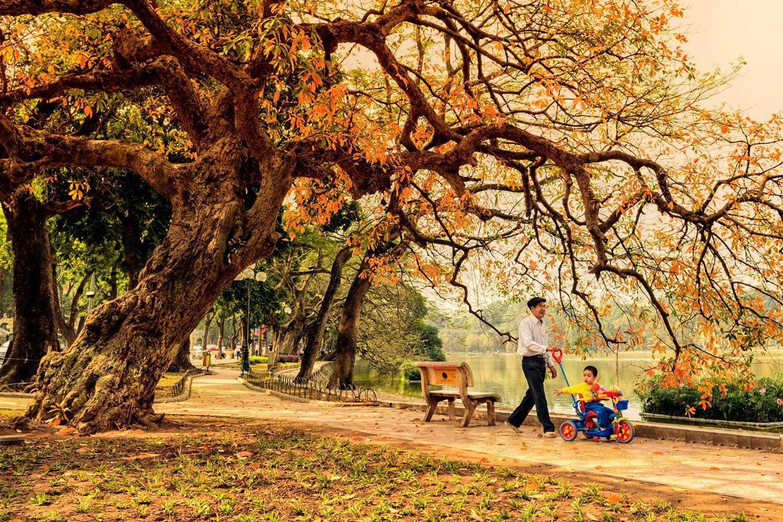 Hình ảnh đẹp về Hà Nội